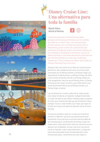 Page 12 of Disney Cruise Line