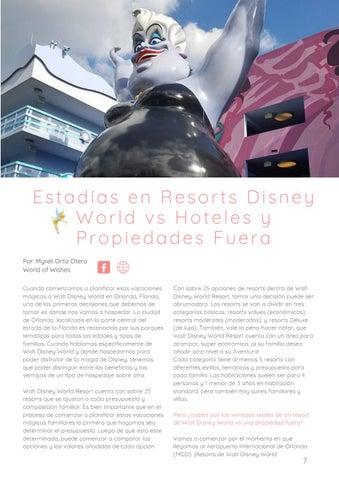 Page 9 of Hoteles Disney vs Hoteles y Propiedades Fuera