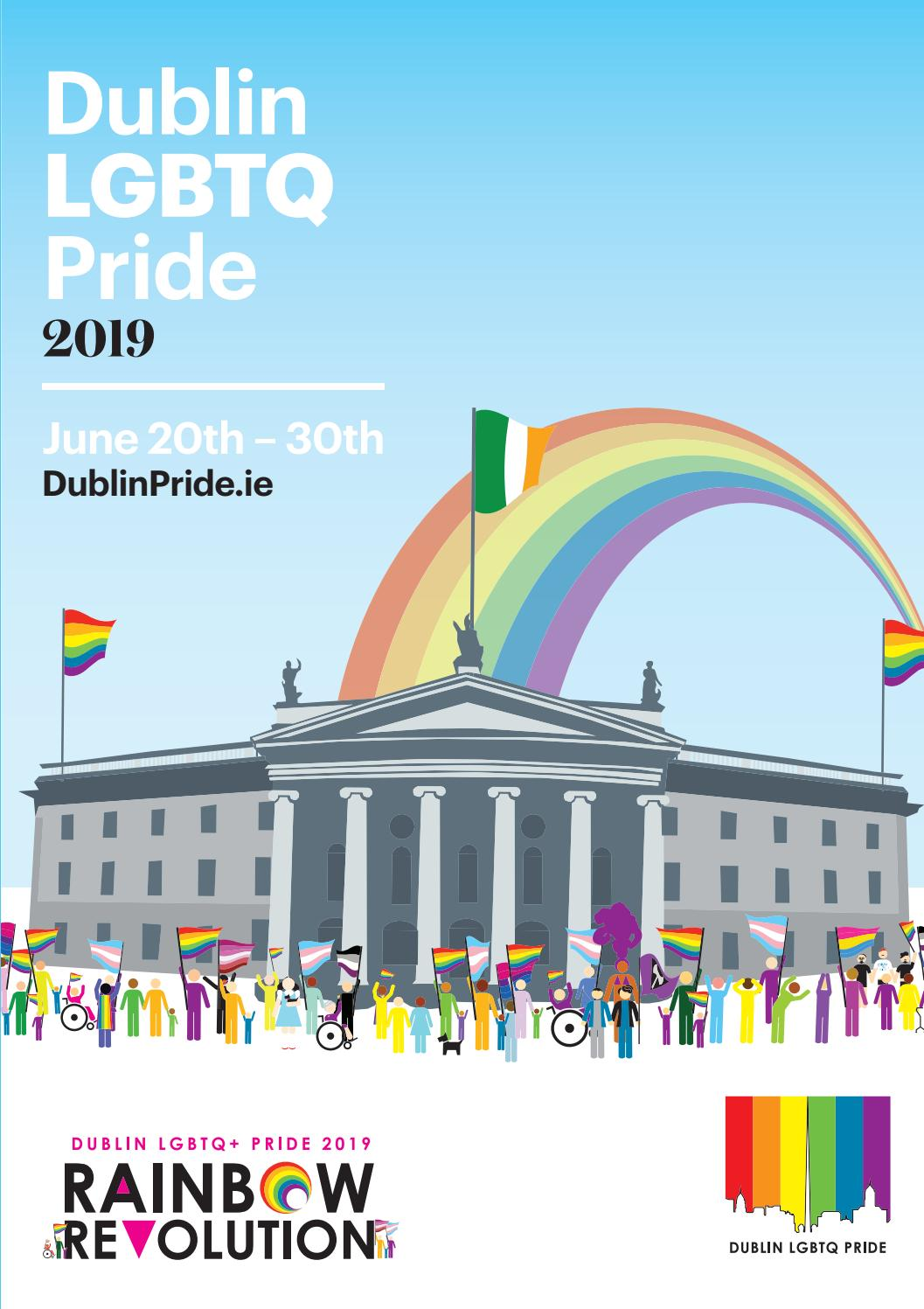 LGBT Groups in Ireland | Dublin Lesbian Line
