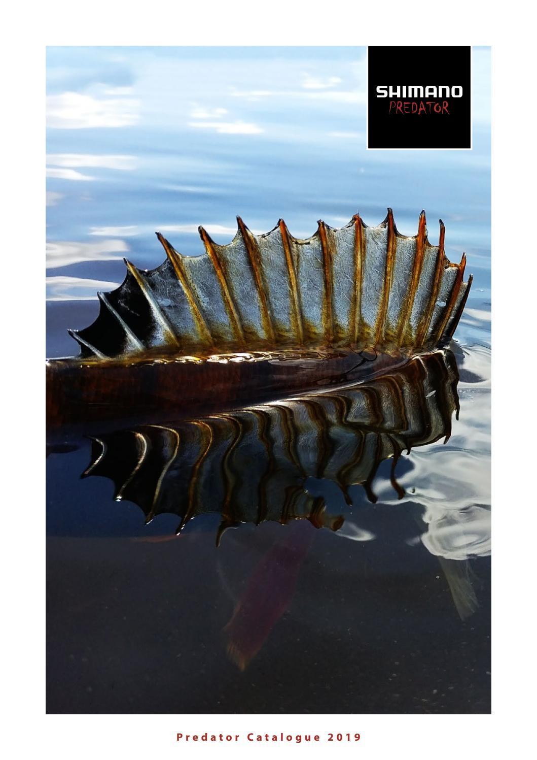 Shimano Predator Catalogue 2019 by Shimano Europe Fishing