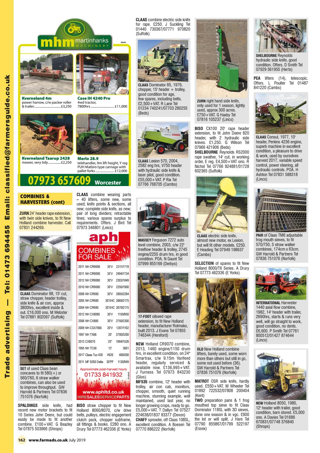 Farmers Guide July 2019 by Farmers Guide - issuu