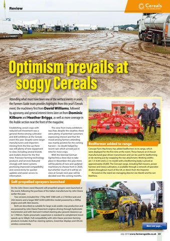 Page 69 of Cereals 2019 Review