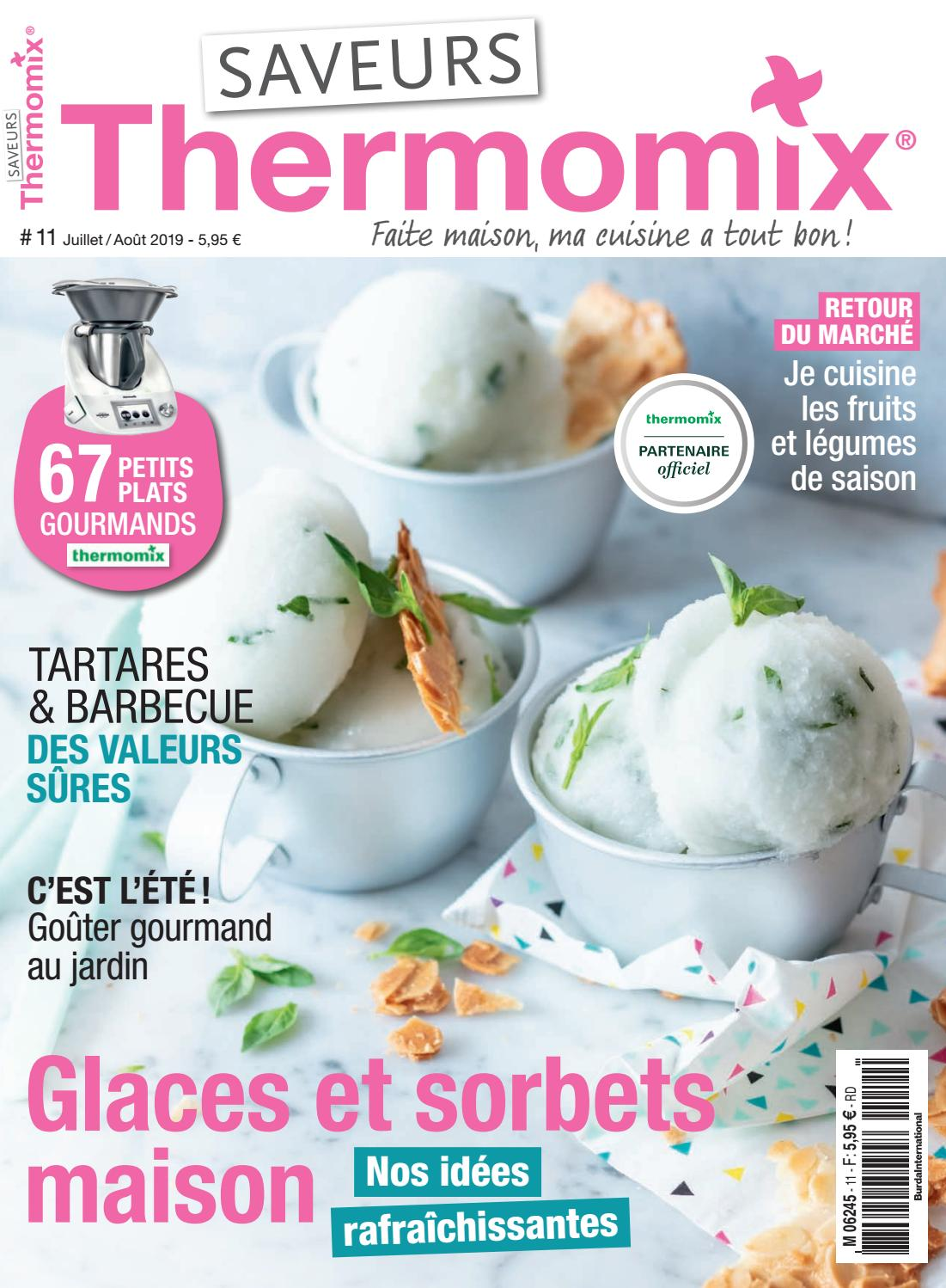 Thermomix Cuisiner Pour 6 Et Plus saveurs thermomix n° 11saveurs magazine - issuu