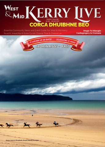 West & Mid Kerry Live issue 260 by West & Mid Kerry Live - issuu