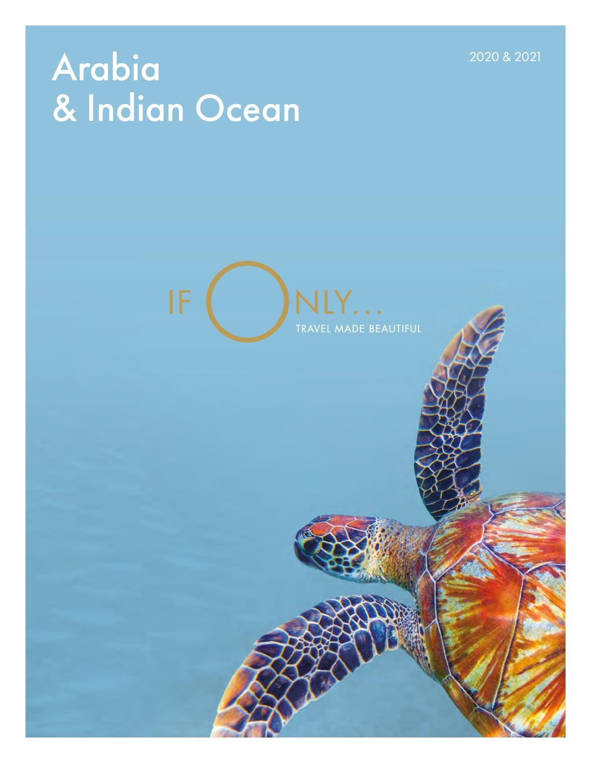 If Only Arabia Indian Ocean Brochure By Travel Designers Issuu