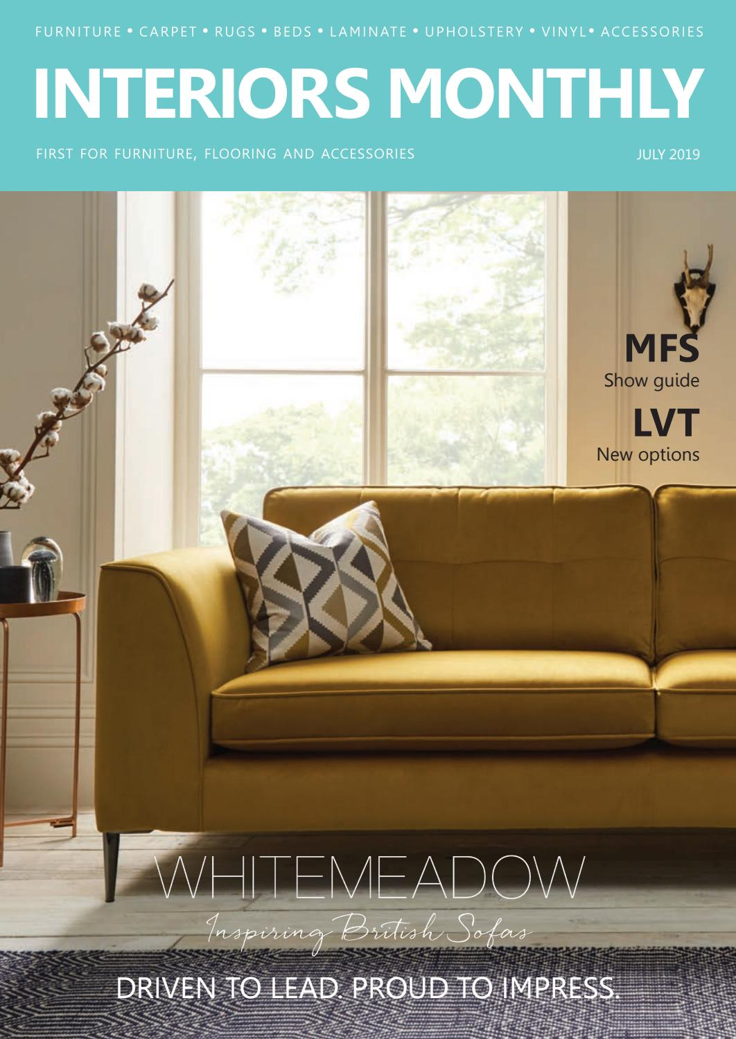 Interiors Monthly July 2019 by Interiors Monthly issuu