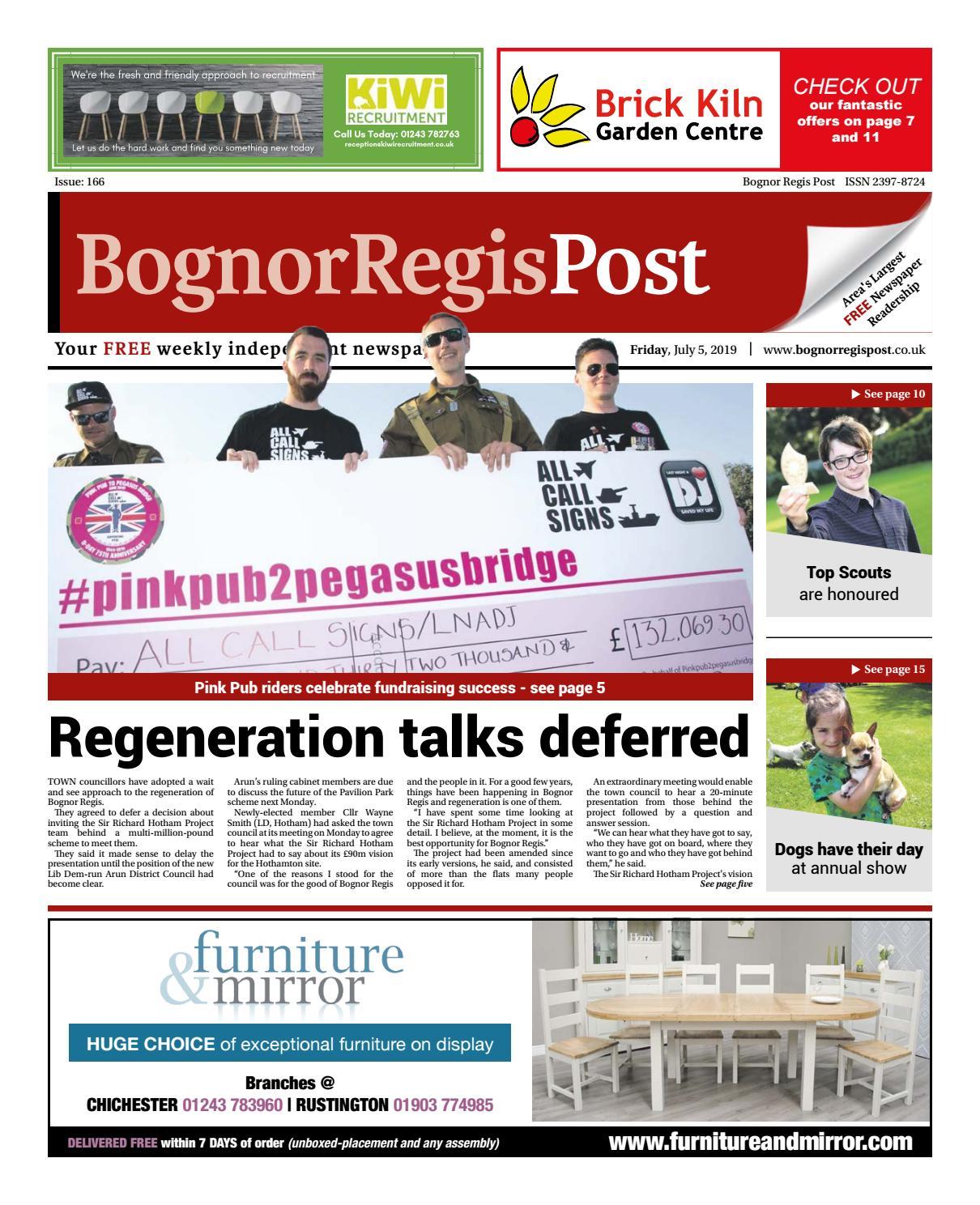 Bognor Regis Post Issue 166