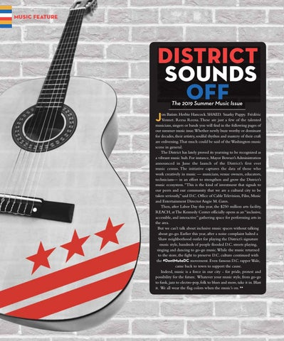 Page 24 of Summer 2019 Music Feature