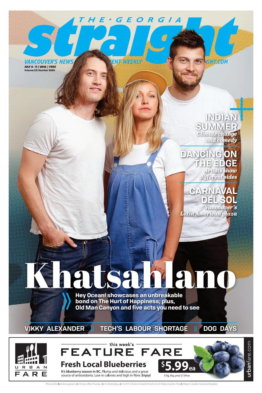 The Georgia Straight - Khatsahlano - July 4, 2019 by The Georgia