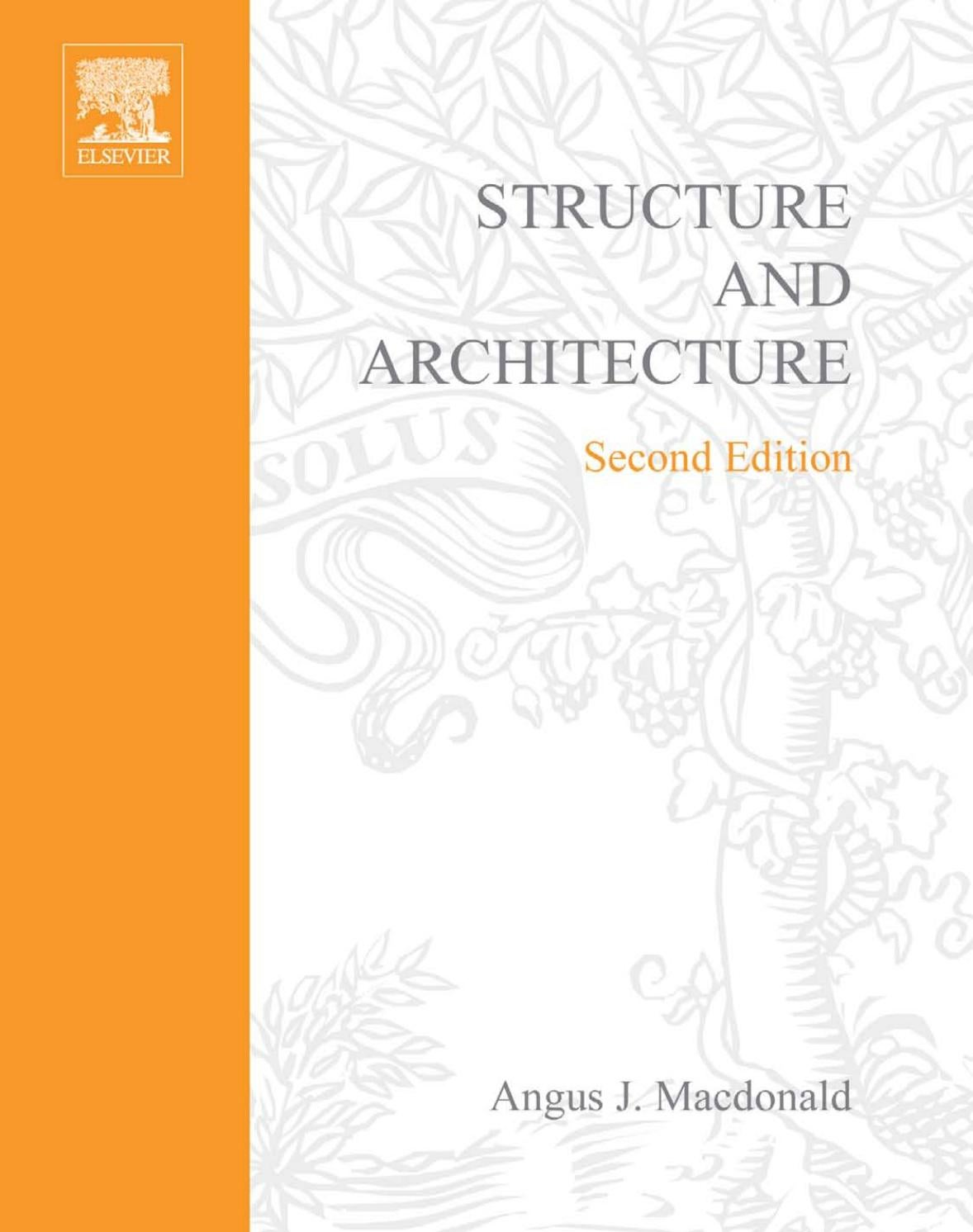 Structure And Architecture Angus J Macdonald By Sebastian Nunez B Issuu