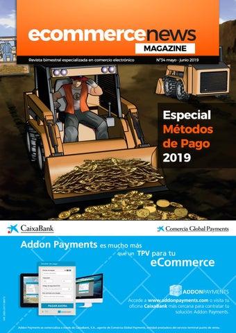 04709a57bf5 EcN Magazine N34 Mayo-Junio 2019 by Ecommerce News - issuu
