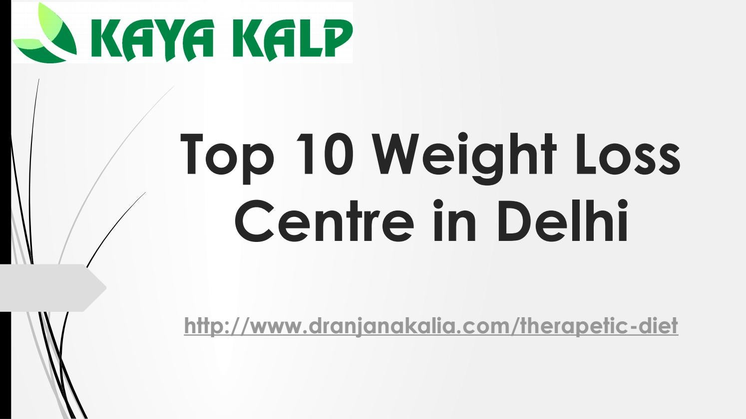 weight loss centre delhi