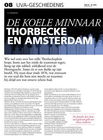 Page 8 of De koele minnaar, Thorbecke en Amsterdam