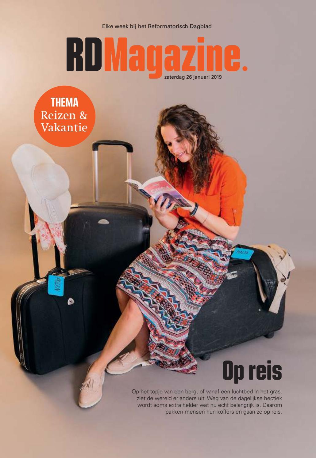 Hangstoel Standaard Marktplaats.Rd Magazine 26 Januari 2019 By Erdee Media Groep Issuu
