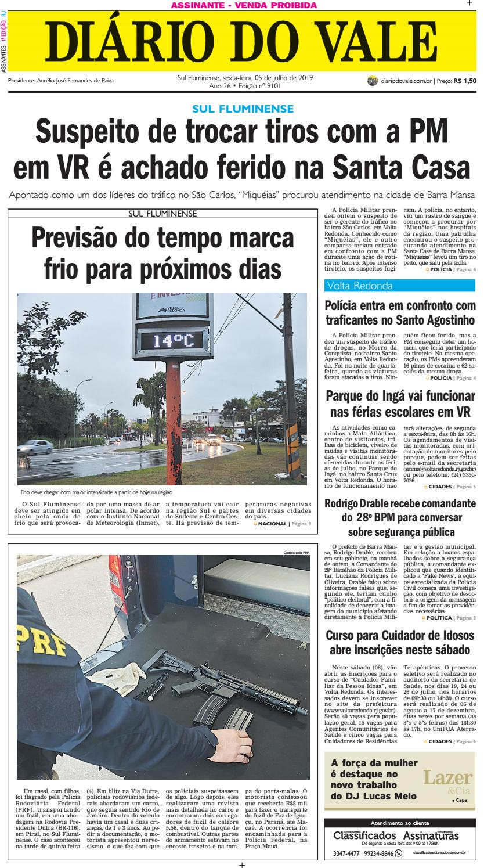 97a0031ca0 9101 - Diario - Sexta-feira - 05.07.2019 by Diário do Vale - issuu
