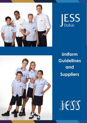 JESS School Uniform Requirements by JESS Dubai - issuu