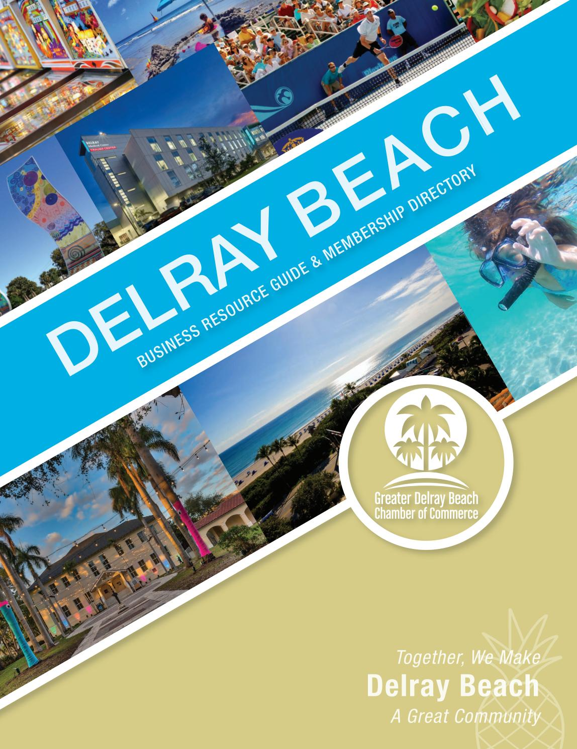 2019-2020 Guide to Delray Beach by Passport Publications & Media ...