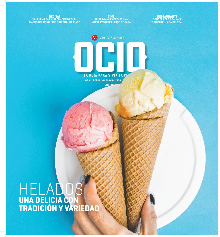 Ocio 1138 by Ocio Guadalajara - issuu
