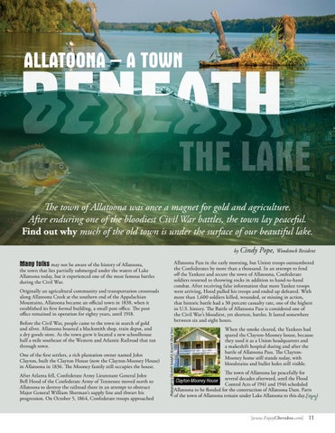 Page 11 of Allatoona—A Town Beneath the Lake