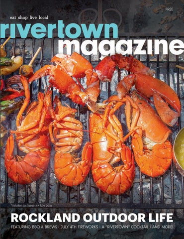 Rivertown Magazine July 2019 — Outdoor Living by Rivertown