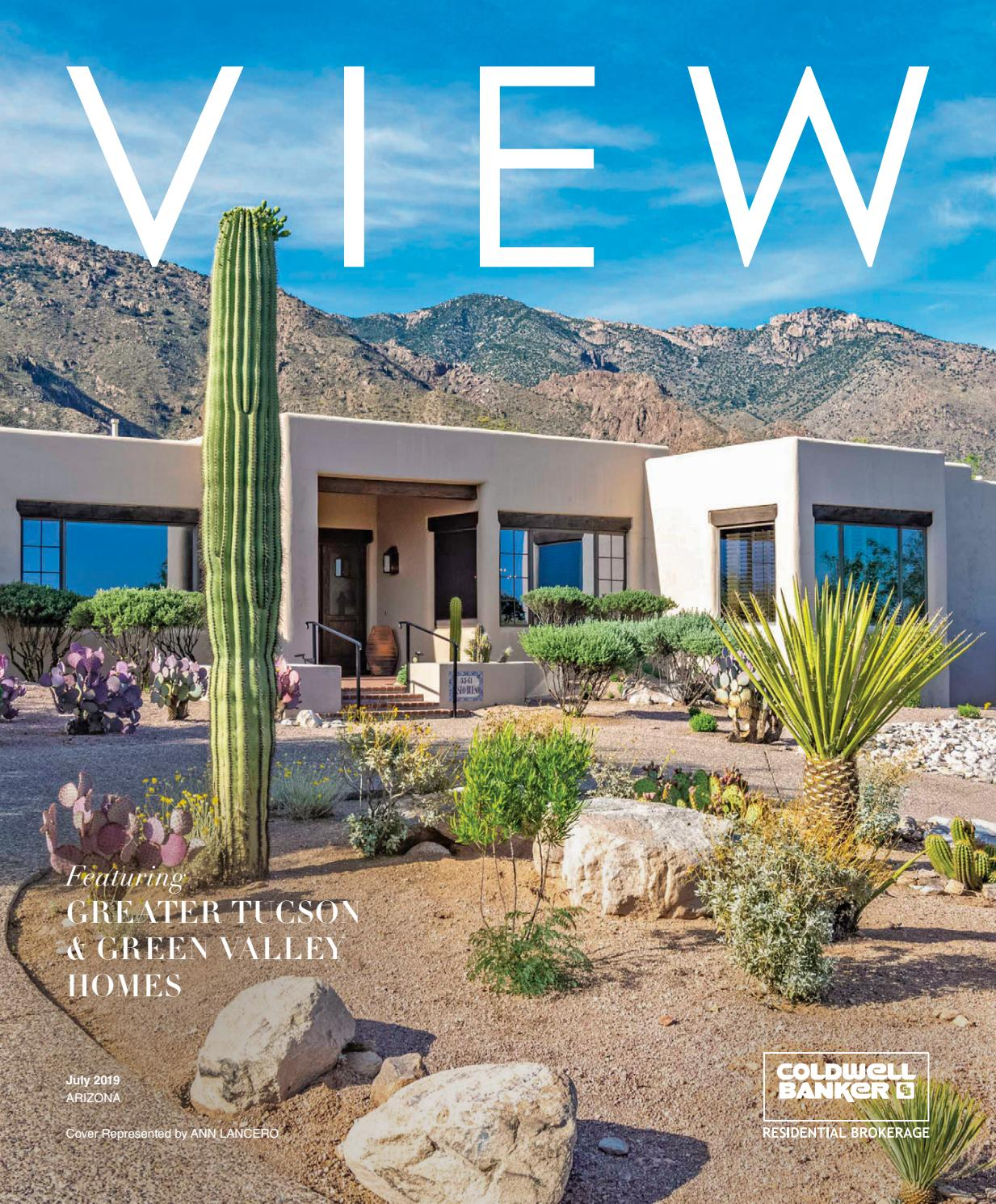 View - Arizona: Tucson & Green Valley Edition by Coldwell