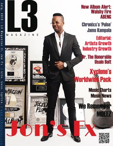 L3 Magazine ft  Jon Fx - July, 2019 by L3 Magazine - issuu