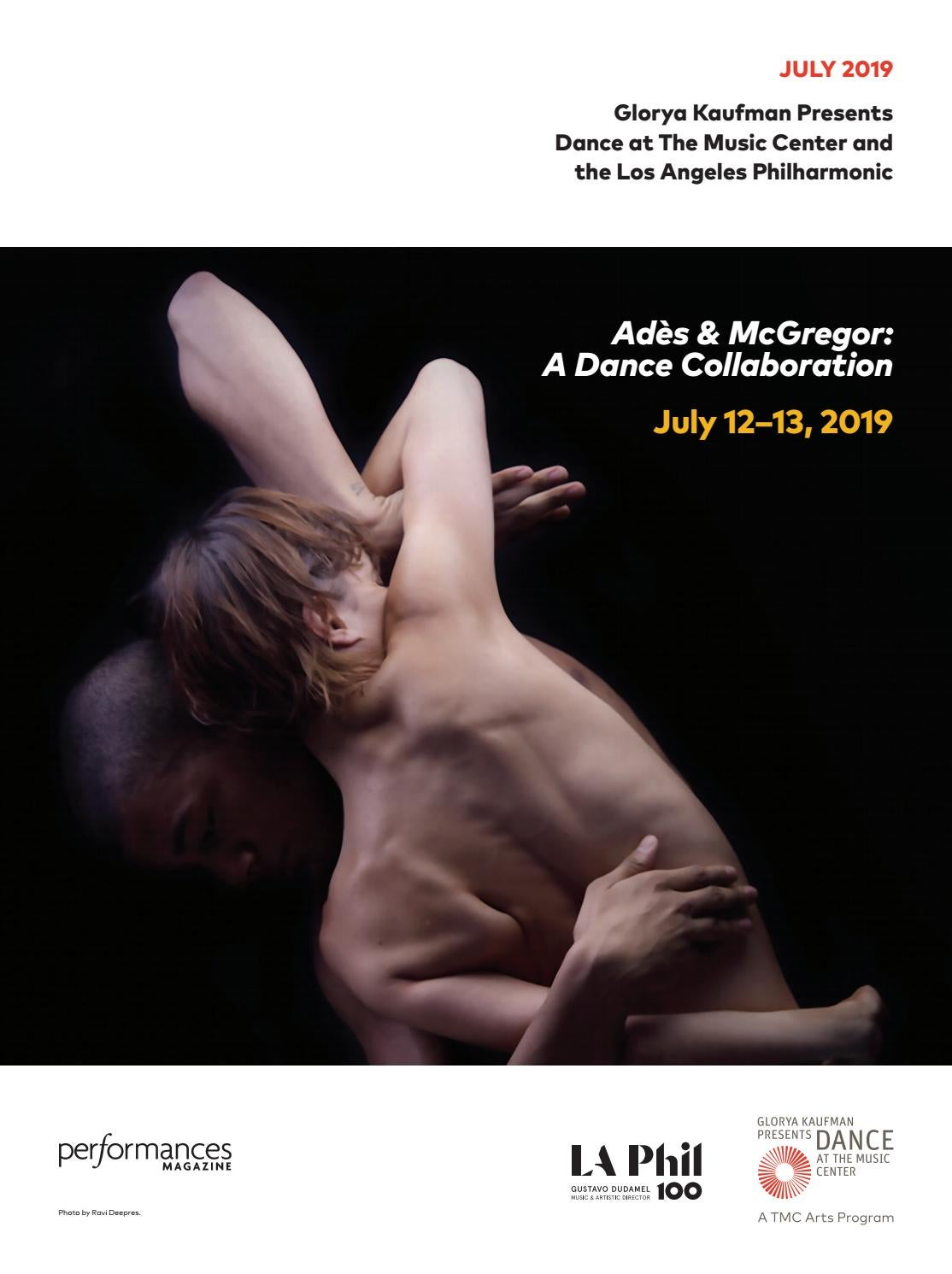 Adès & McGregor: A Dance Collaboration by The Music Center