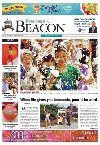 Calendario Fgi 2020.The Peninsula Beacon July 5th 2019 By San Diego Community