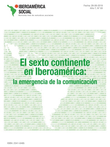 El Sexto Continente En Iberoamérica La Emergencia De La