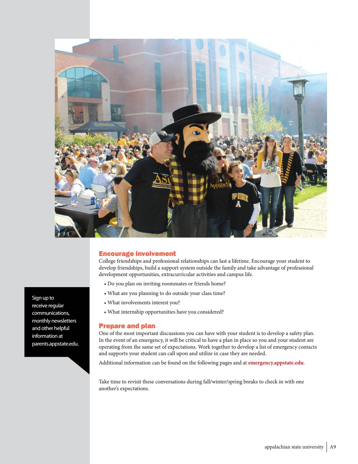 Campus Connections for Parents & Families by Nikki Crees - issuu