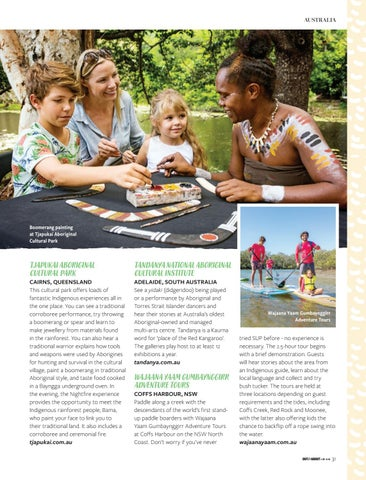 Page 31 of Best Family Indigenous Experiences