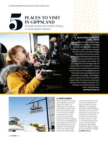 Page 44 of 4 Places to Visit in Gippsland Victoria