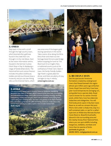 Page 45 of 4 Places to Visit in Gippsland Victoria