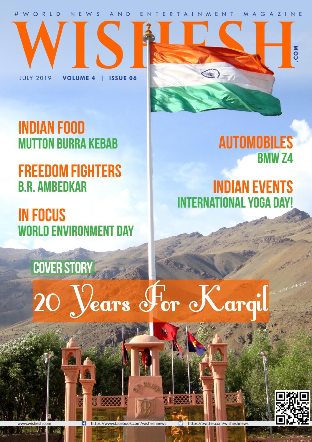Wishesh Magazine July 2019 by Wishesh Magazine - issuu