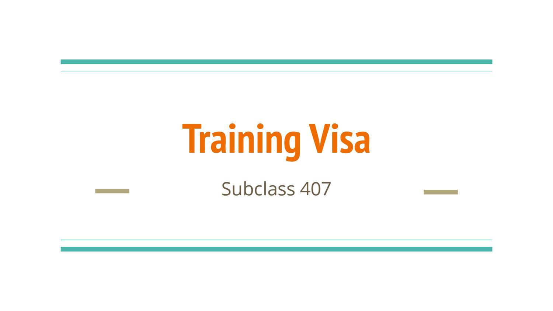 5 loại thị thực sinh viên học tập tại Úc hiện nay.