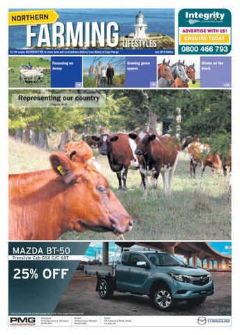 Northern Farming Lifestyles, July 2019 by Integrity
