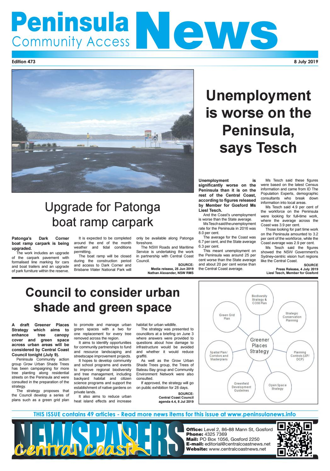 9fdd5cfa609 Peninsula News 473 by Central Coast Newspapers - issuu