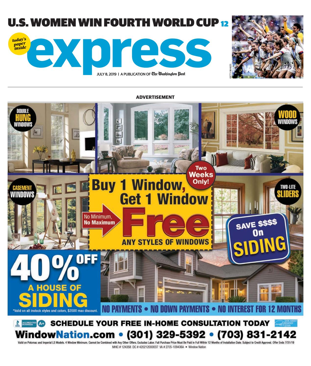 Express 07082019 by Express - issuu