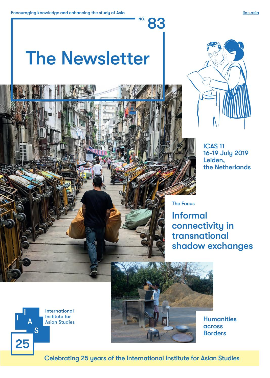 a594a91a17c The Newsletter 83 Summer 2019 by International Institute for Asian ...