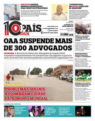 80e72172683e1 Jornal OPaís edição nº1528 de 08/07/2019 by OPAÍS - issuu