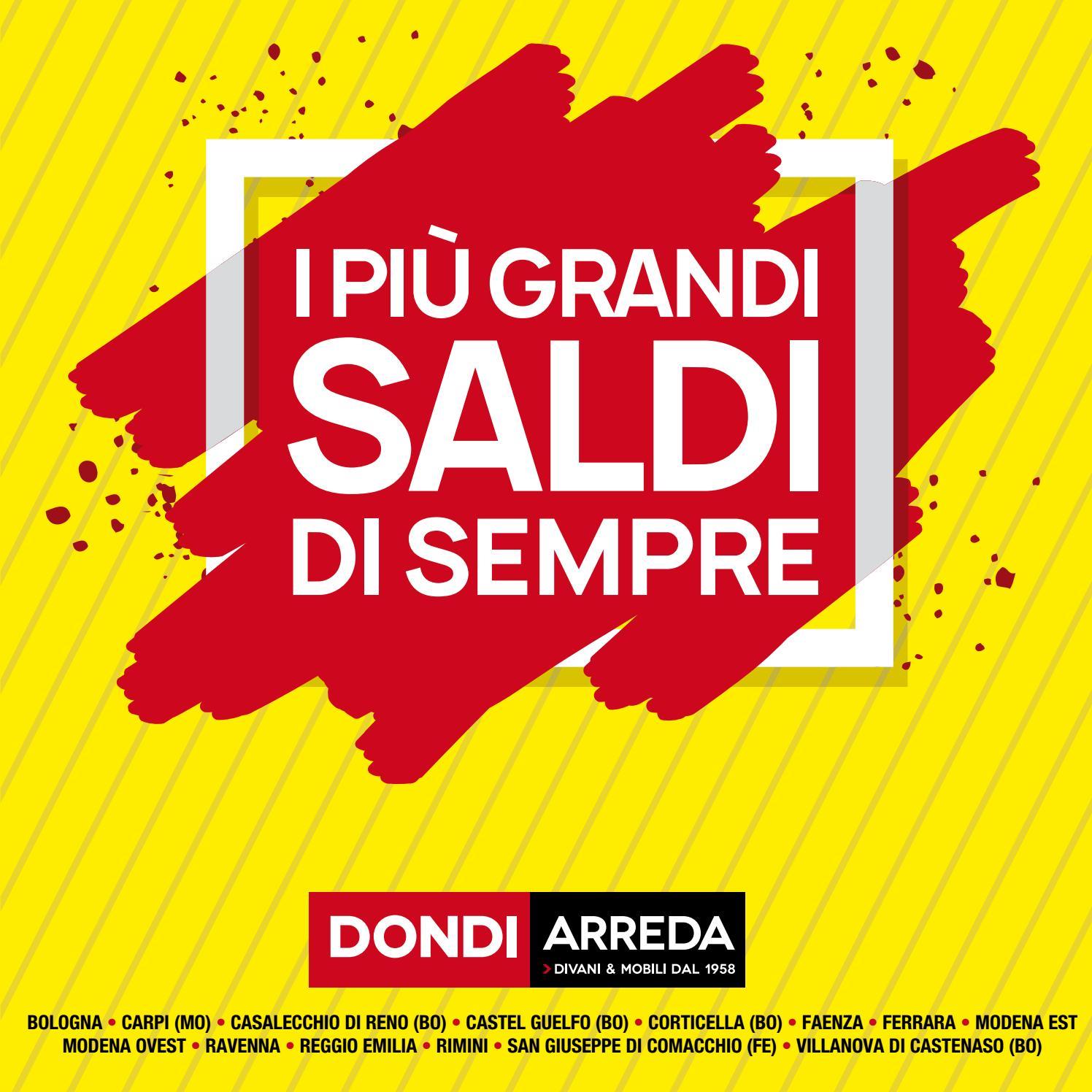 Dondi Arreda - I più grandi saldi di sempre by Michele ...
