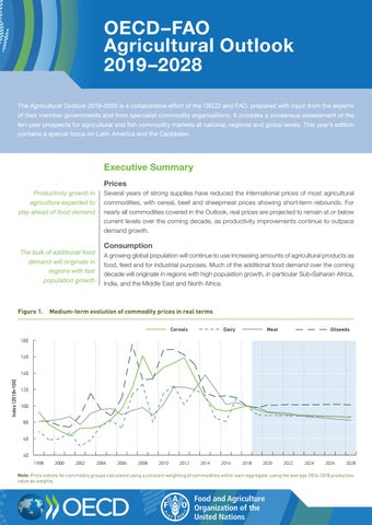 OECD-FAO Agricultural Outlook 2019–2028 by OECD - issuu
