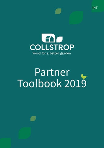 Collstrop Partner Toolbook 2019 International by Cras ...