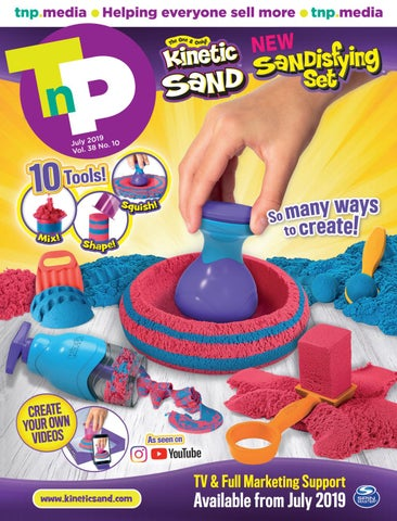Toys N Playthings July 2019 By Lema Publishing Issuu