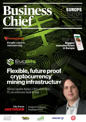 Business Chief Europe - July 2019 by Business Chief Europe