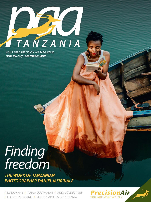 Paa Tanzania – issue 95 by Land & Marine Publications Ltd