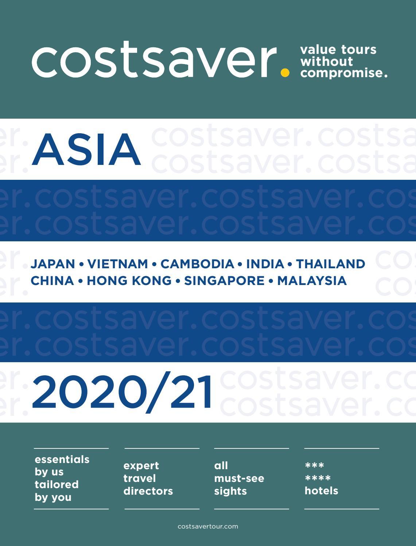Costsaver Asia 2020 by Trafalgar - issuu