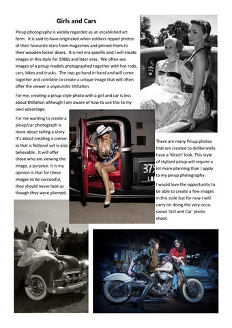 Page 6 of Girls and Cars