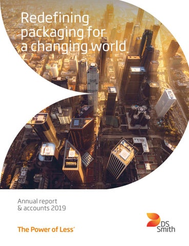 DS Smith Annual Report 2019 by DS Smith - issuu