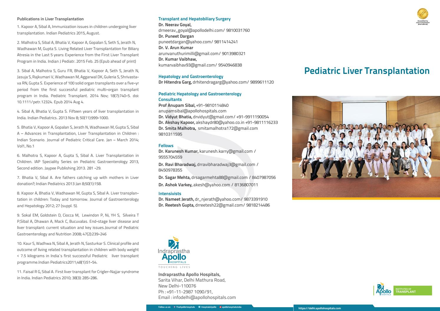 Journal of pediatrics november 2015